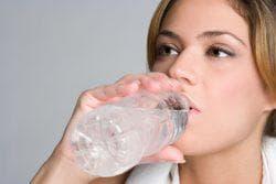 употреблять больше жидкость