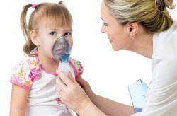 ингаляции для ребёнка