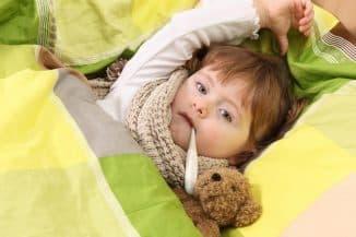 лечение ребёнка