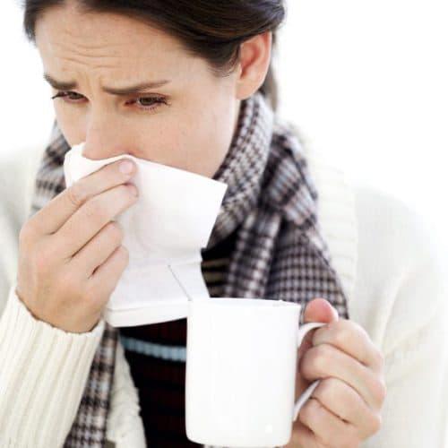 появление вирусных инфекций