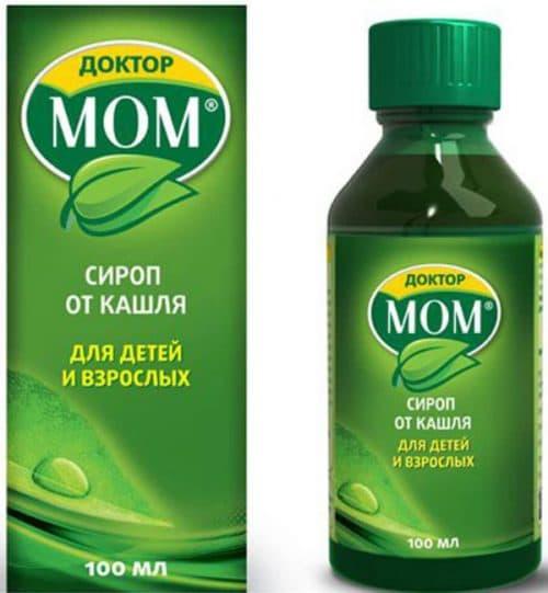 средство Доктор МОМ