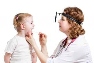 осмотр у врача, перед проведением процедуры